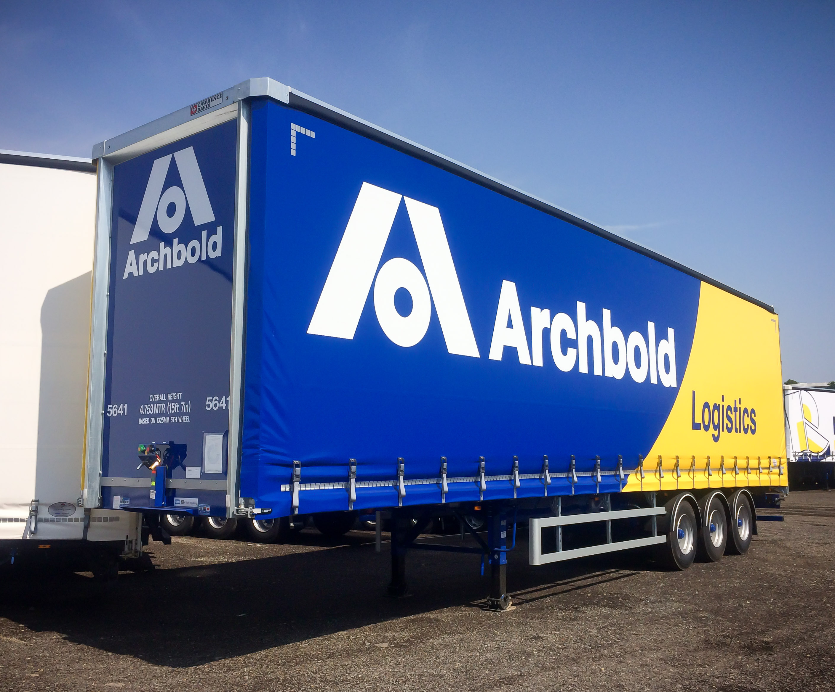 Archbold_Logistics by InfiniShield