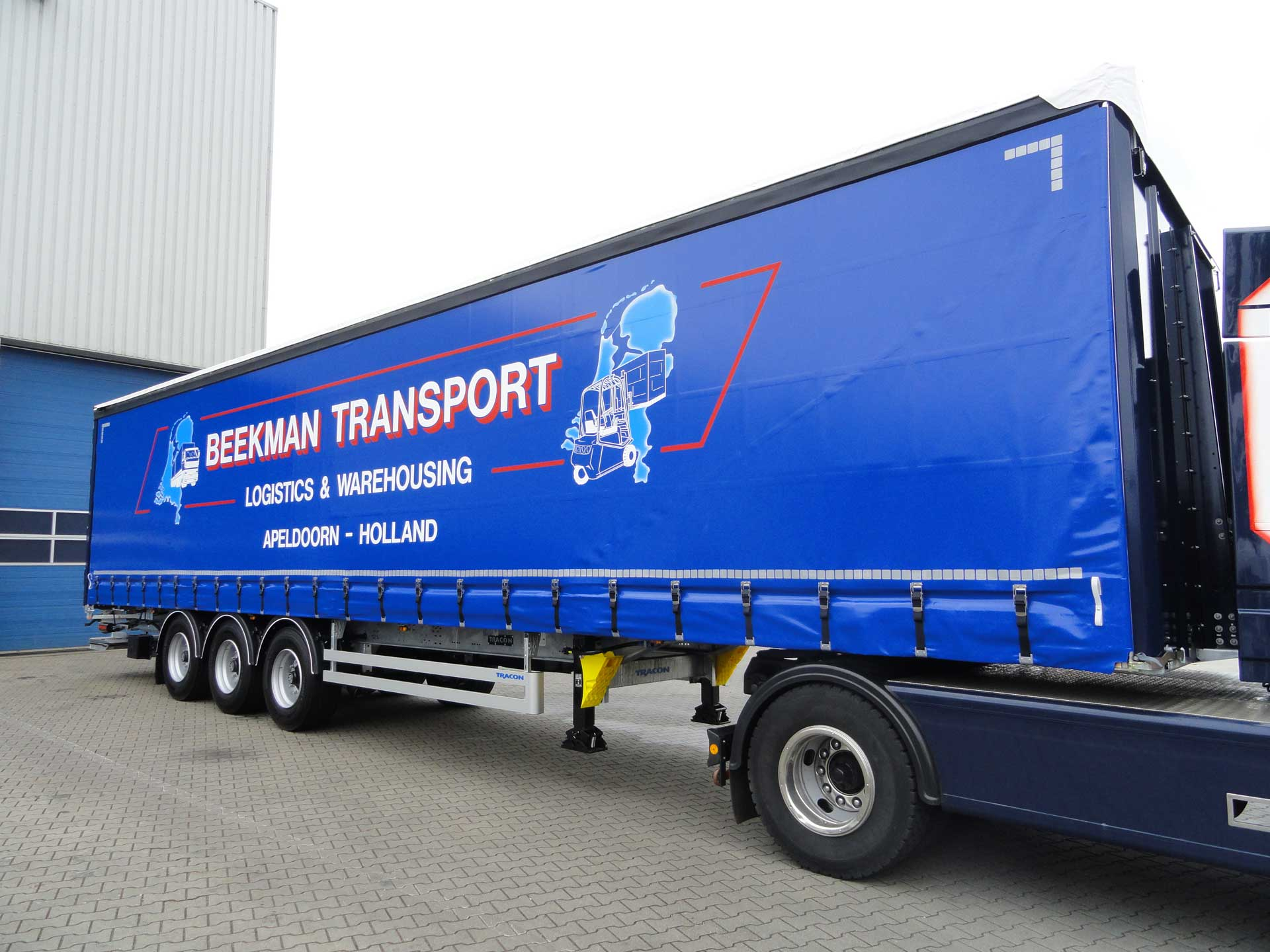 Beekman Transport by InfiniShield