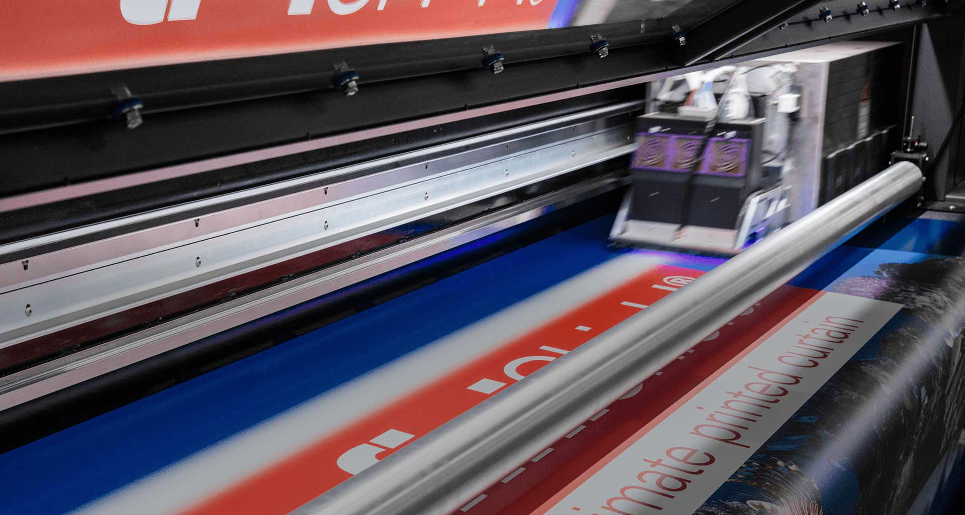 InfiniShield - Leading digital printing technolgoy
