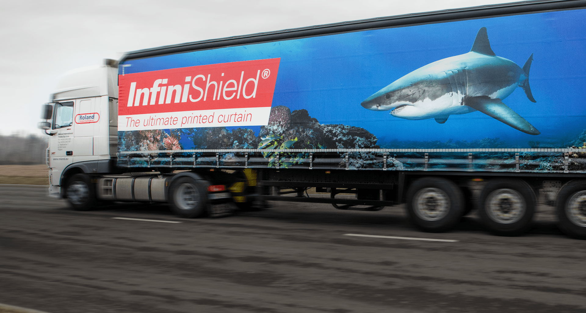 InfiniShield - Thoroughly tested an built to last logo